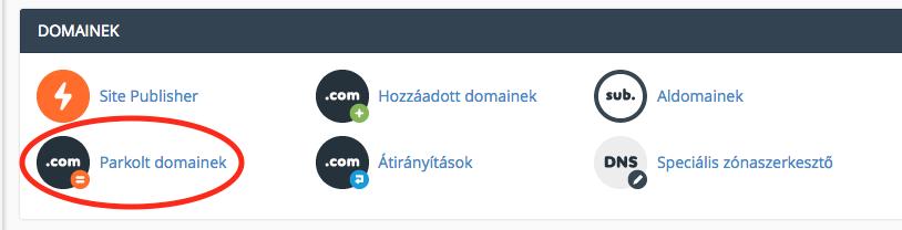 parkolt-domain-letrehozasa